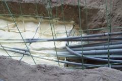 Void-fill-plumbing